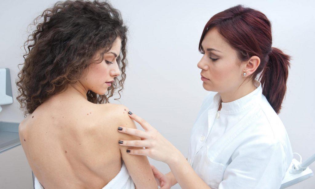 Las 5 consultas más frecuentes en dermatología