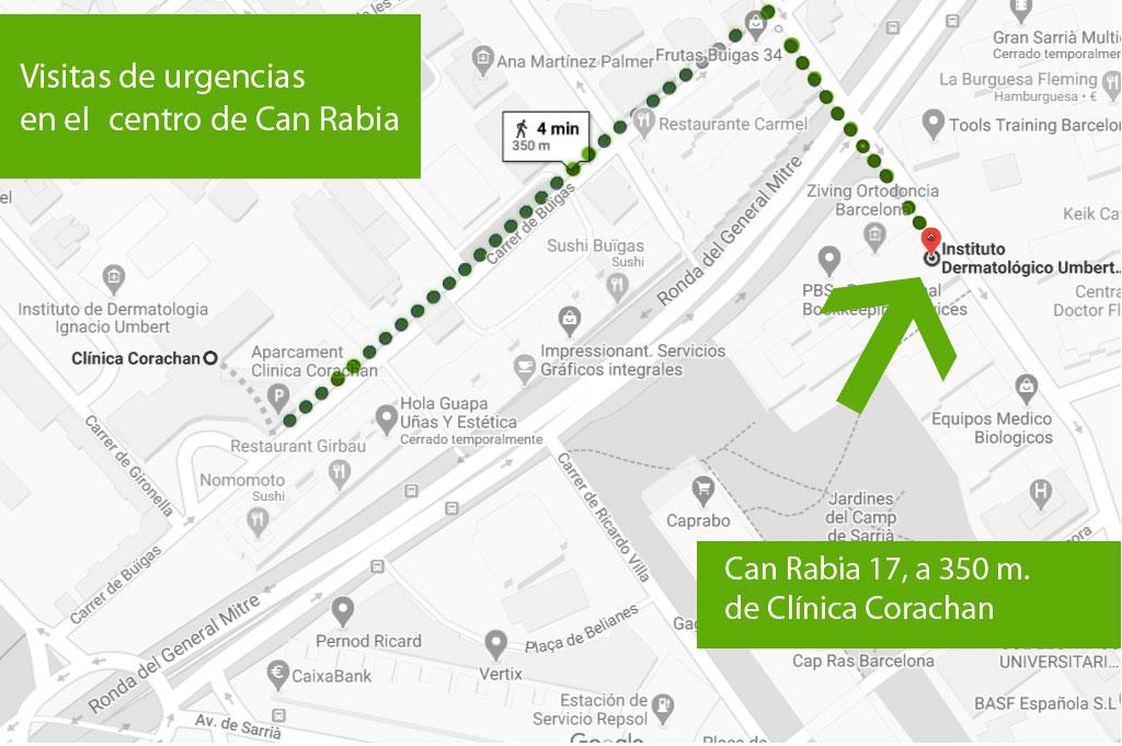 Urgencias Dermatologo Barcelona Can Rabia